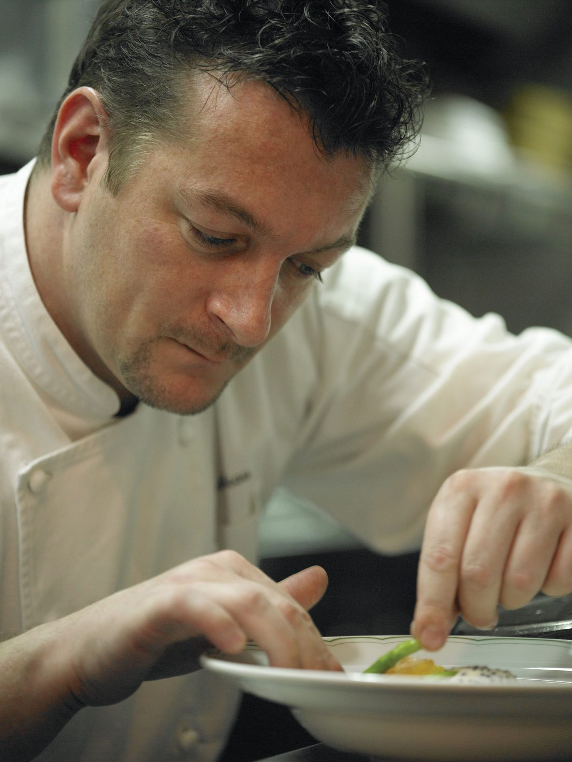 Le Chef Yannis Martineau