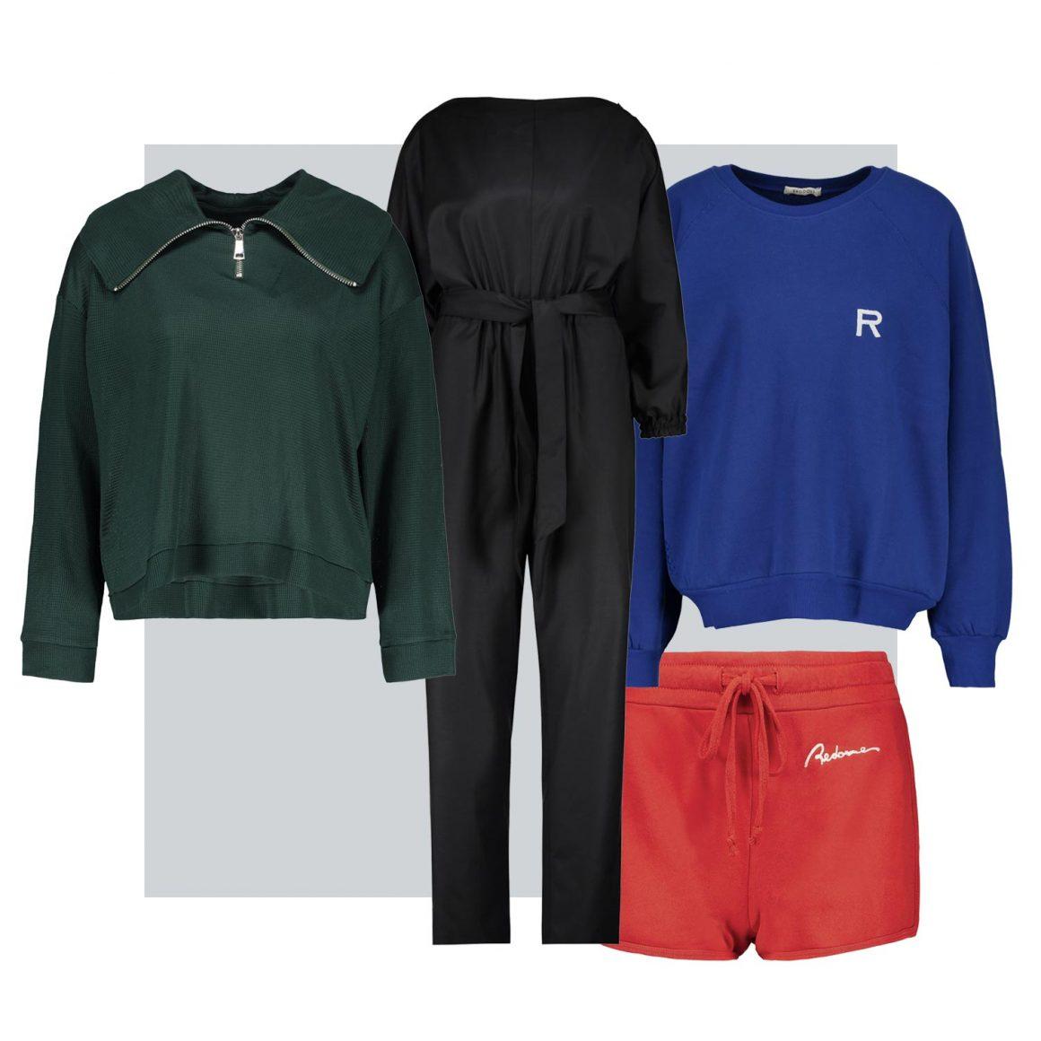 Sélection d'articles loungewear à retrouver chez Jane de Boy