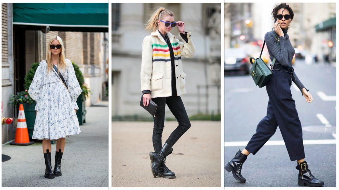 3 façons de porter des boots rangers
