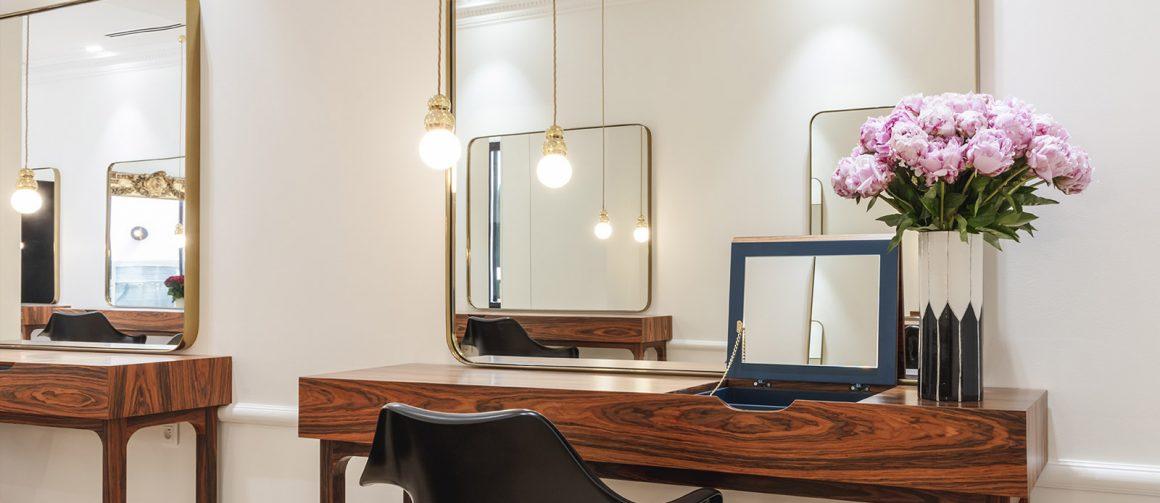 Le salon de coiffure David Lucas à Bordeaux