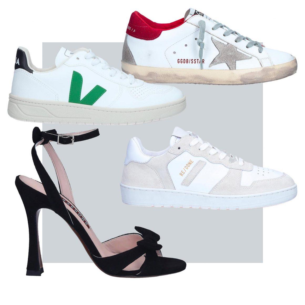 Sélection de chaussures à retrouver chez Jane de Boy