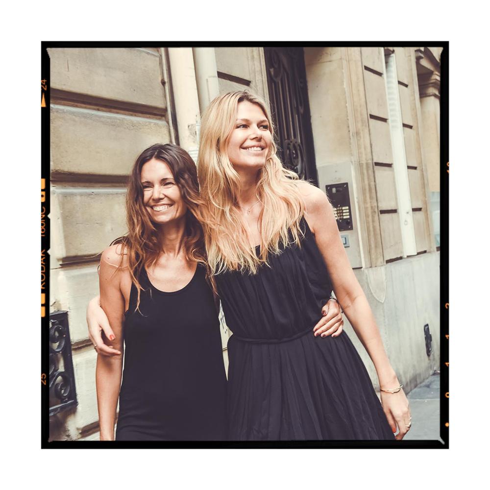 Ingrid et Jacquie sont les deux créatrices de June7.2