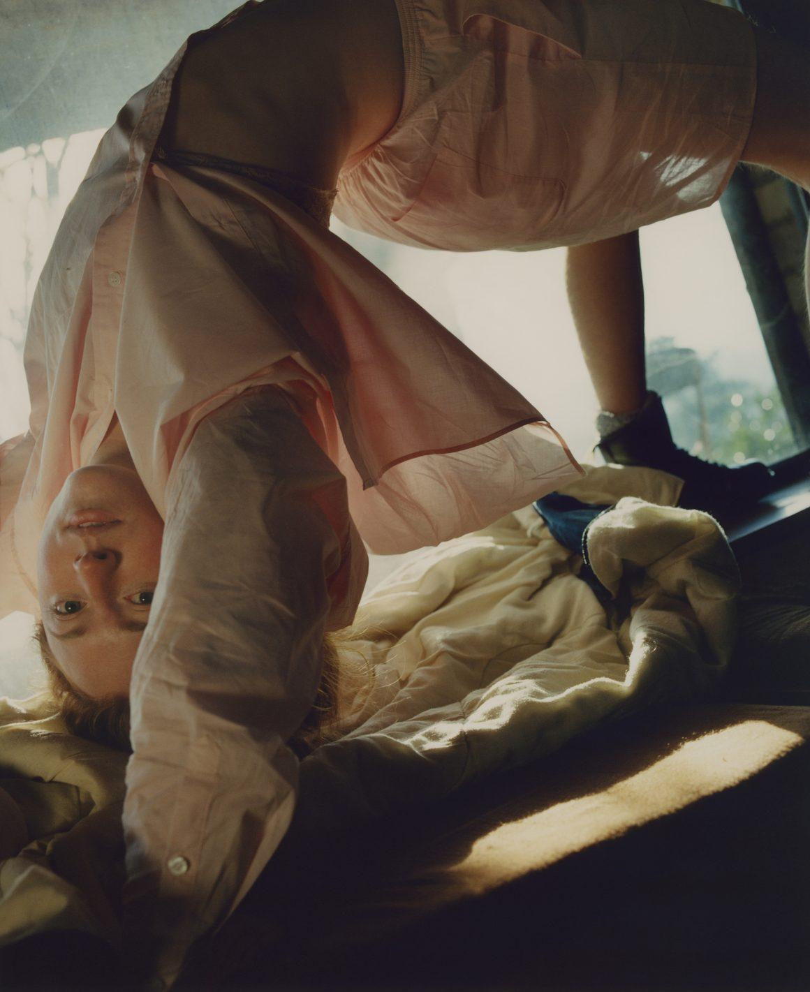 Photo d'András Ladosci, lauréat 2020 du Prix de la Photographie American Vintage
