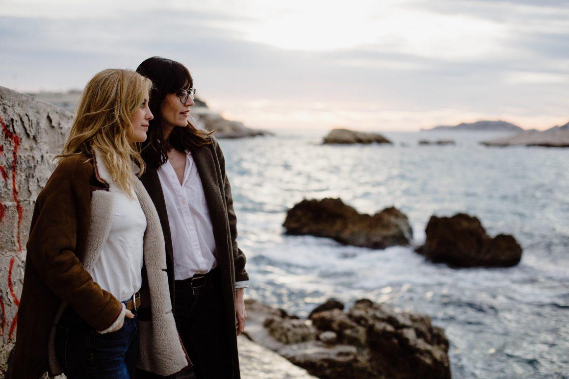 Aurélie Grandemenge et Alix de Moussac, créatrices de La Nouvelle