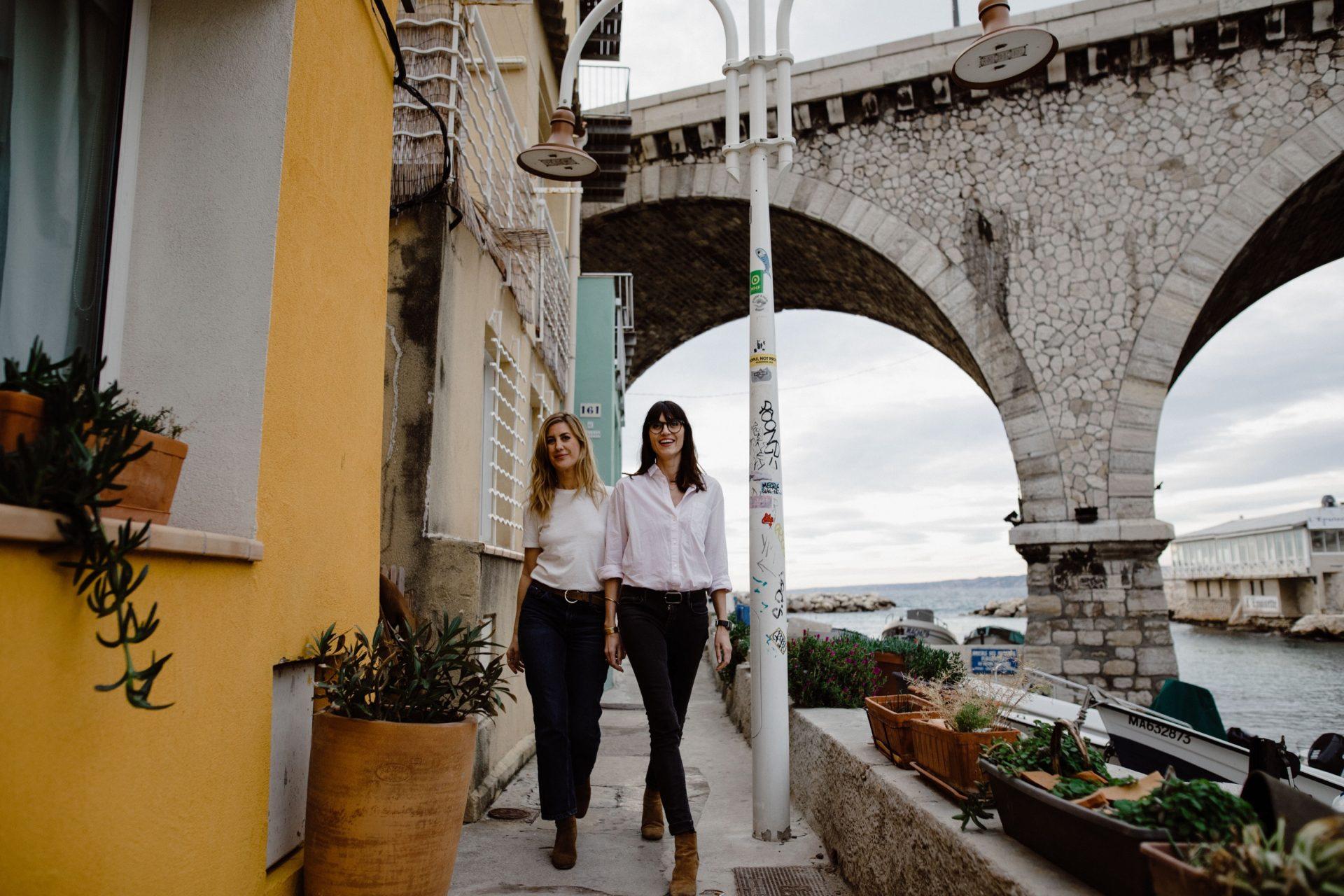 Le Marseille d'Aurélie & Alix, créatrices de La Nouvelle
