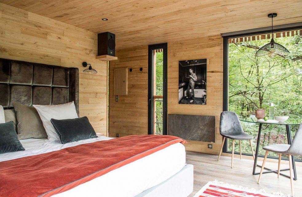 Le lodge Lucien rend un bel hommage à Serge Gainsbourg