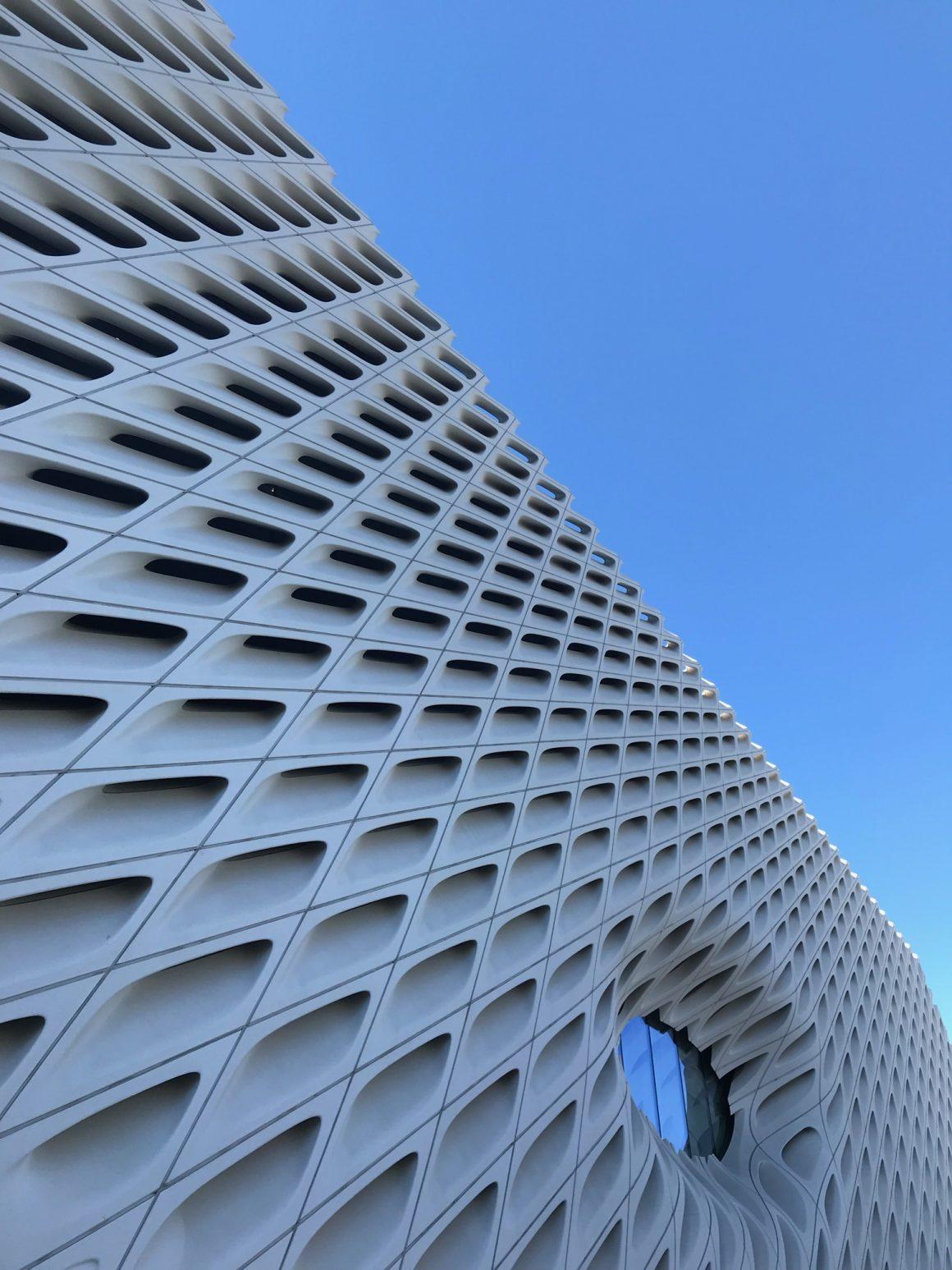 The Broad Museum, musée d'art contemporain à Downtown L.A