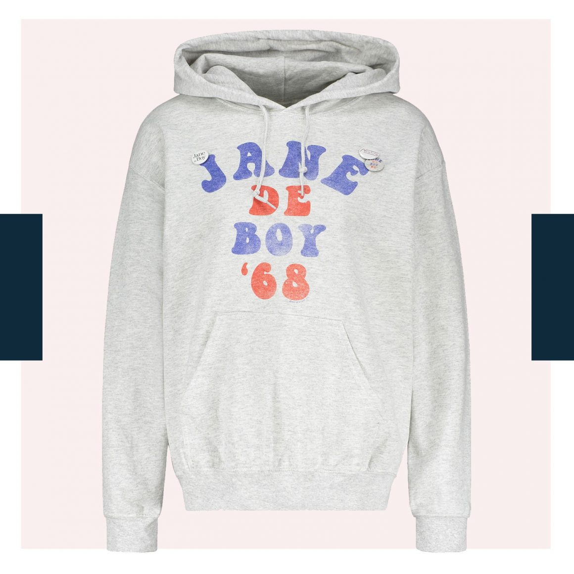 Le hoodie « Jane de Boy '68 » de Newtone