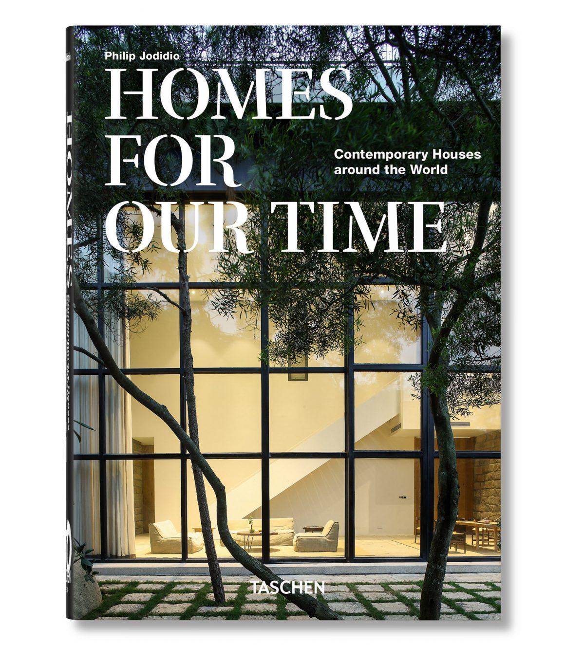 Le livre « Homes For Our Time » de Philip Jodidio