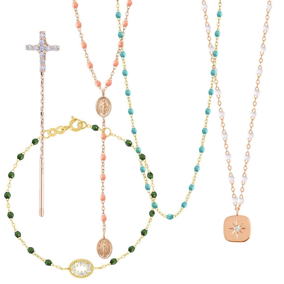Sélection de bijoux Gigi Clozeau à retrouver chez Jane de Boy