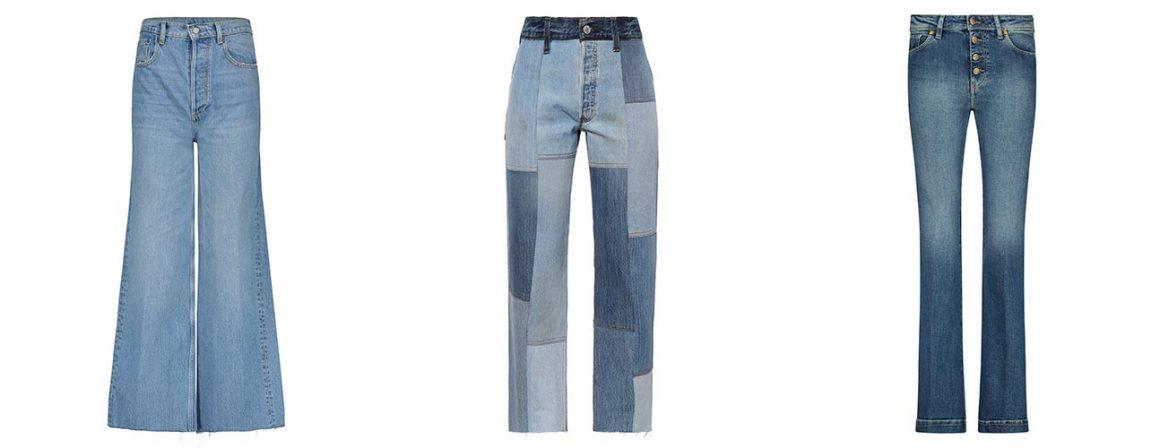 Sélection de blue jeans à retrouver chez Jane de Boy