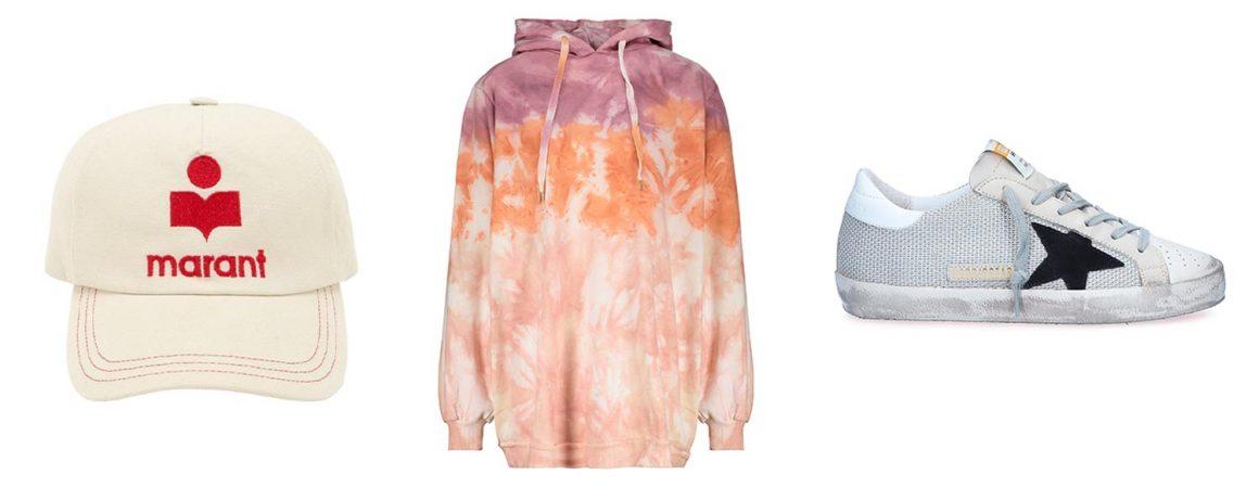 Sélection de vêtements sportwear à retrouver chez Jane de Boy