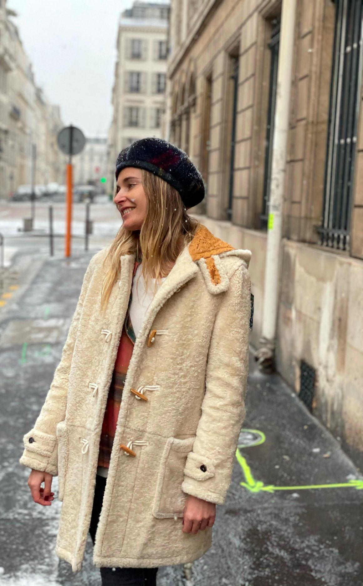 Alizée Guinochet est la créatrice des bijoux And... Paris