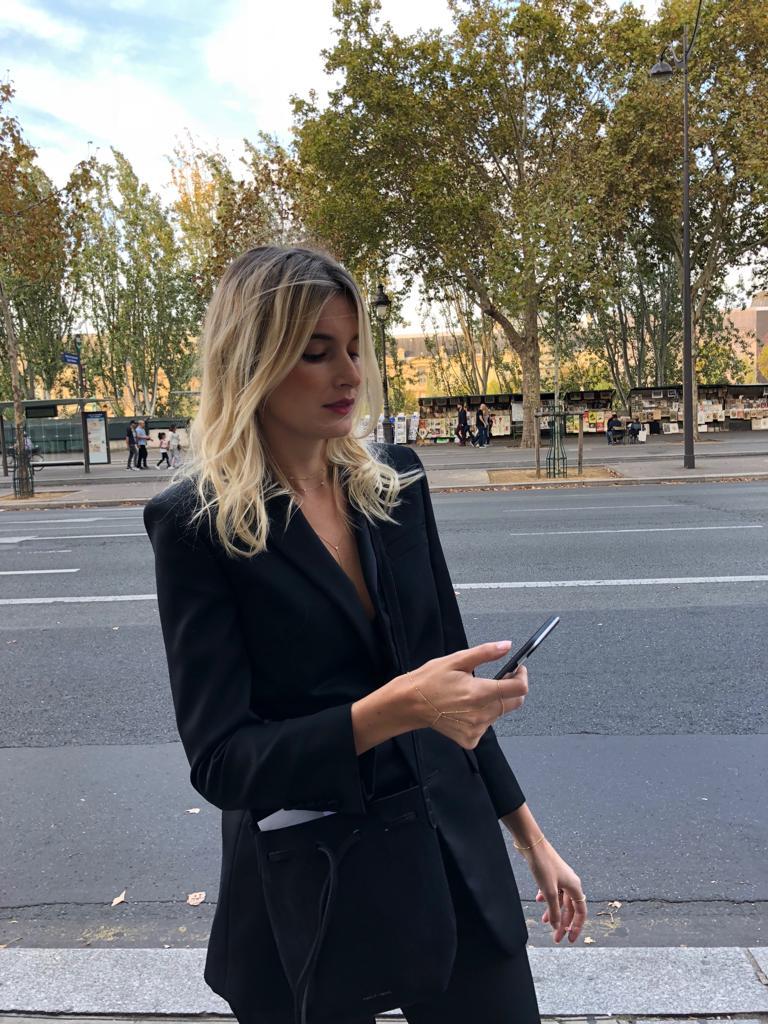 Photo d'Alizée Guinochet à Paris