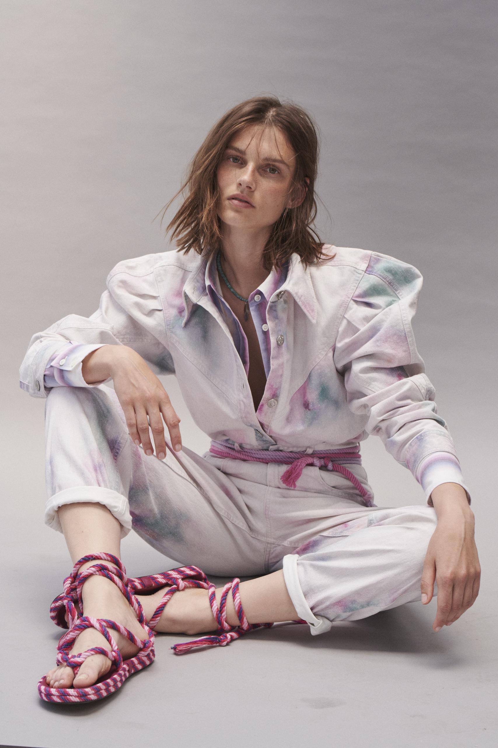 Isabel Marant, le dressing rêvé de la parisienne
