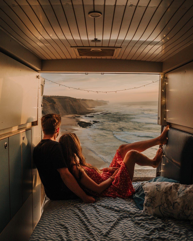 Road trip en couple sur le littoral sauvage