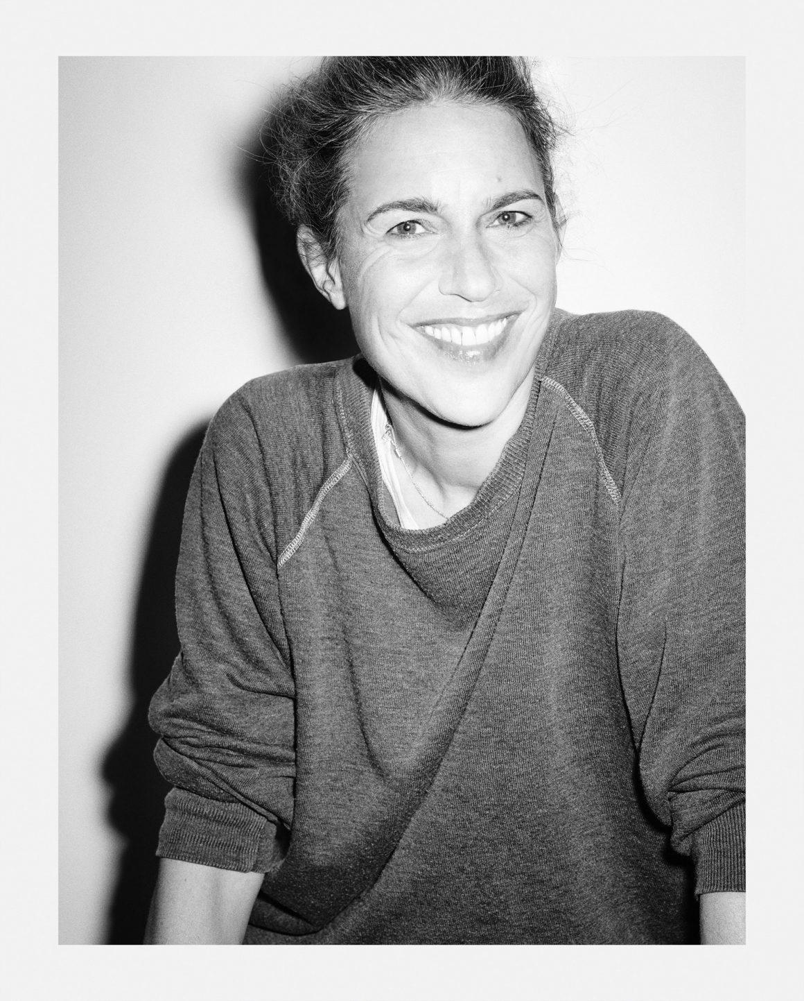 Portrait de la créatrice Isabel Marant