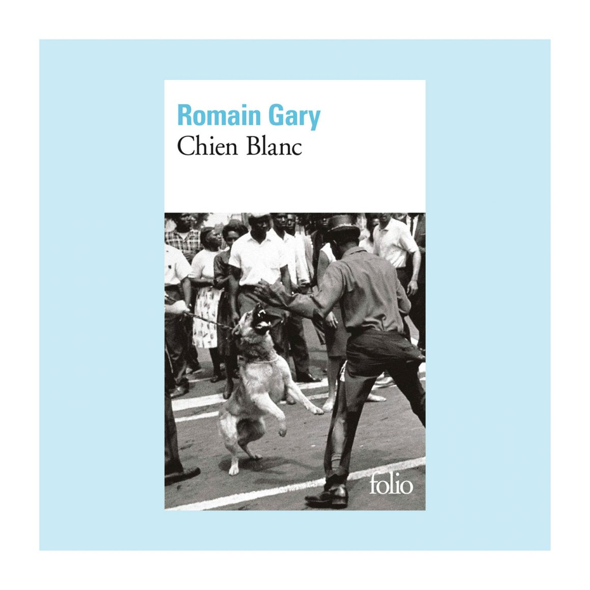 Le livre Chien Blanc de Romain Gary