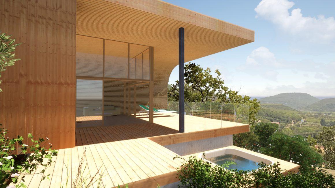 Parenthèse luxe et nature aux Souki Lodges à Cabrières