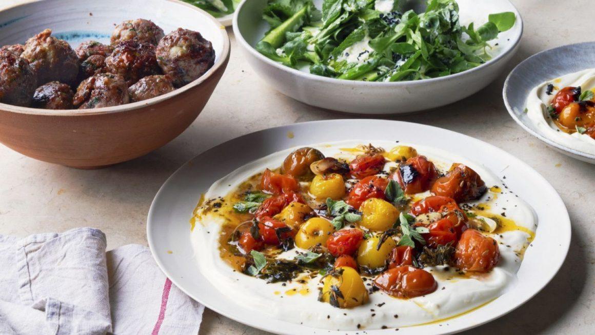 Les recettes inspirantes du chef israélien Yotam Ottolenghi