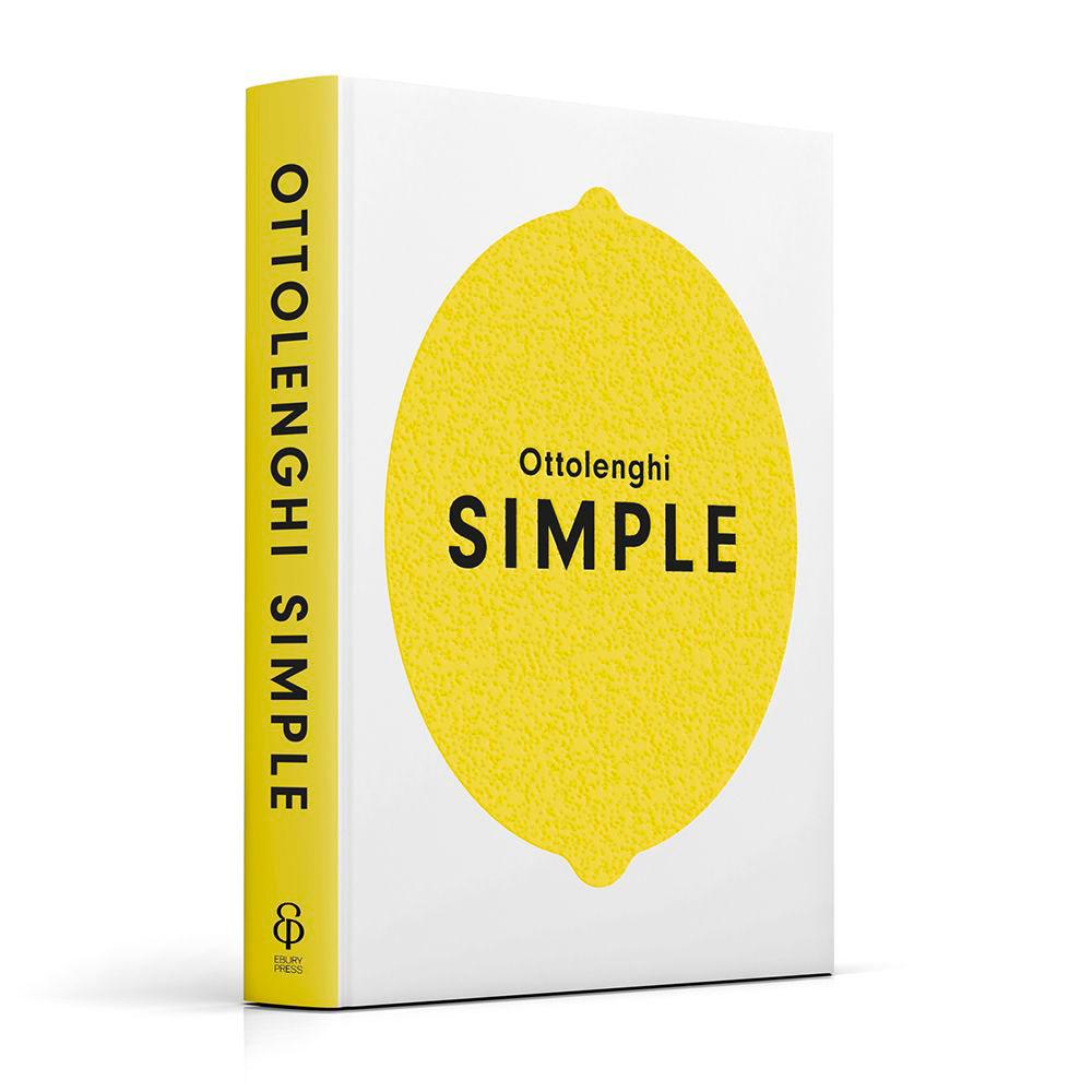 Le livre Simple de Yotam Ottolenghi