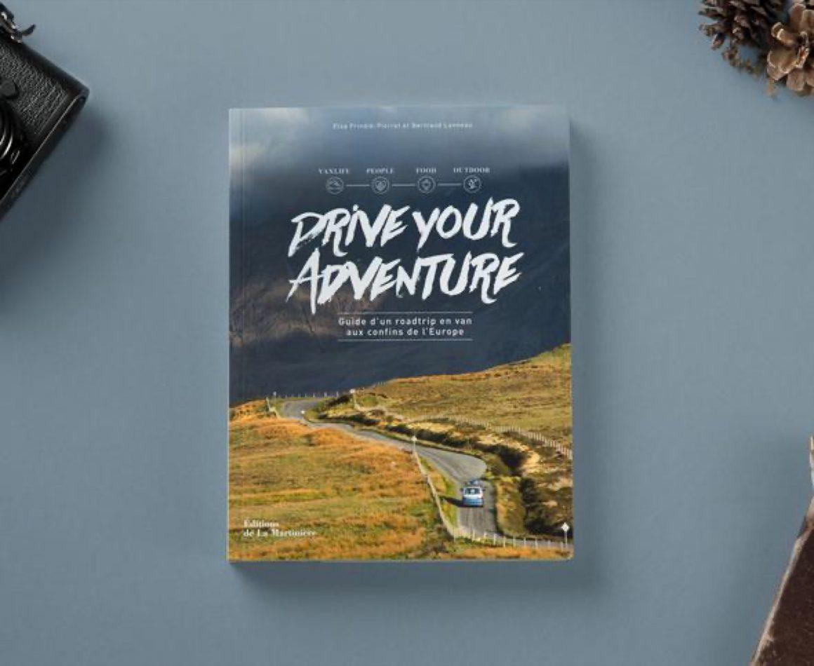 Le livre Drive Your Adventure