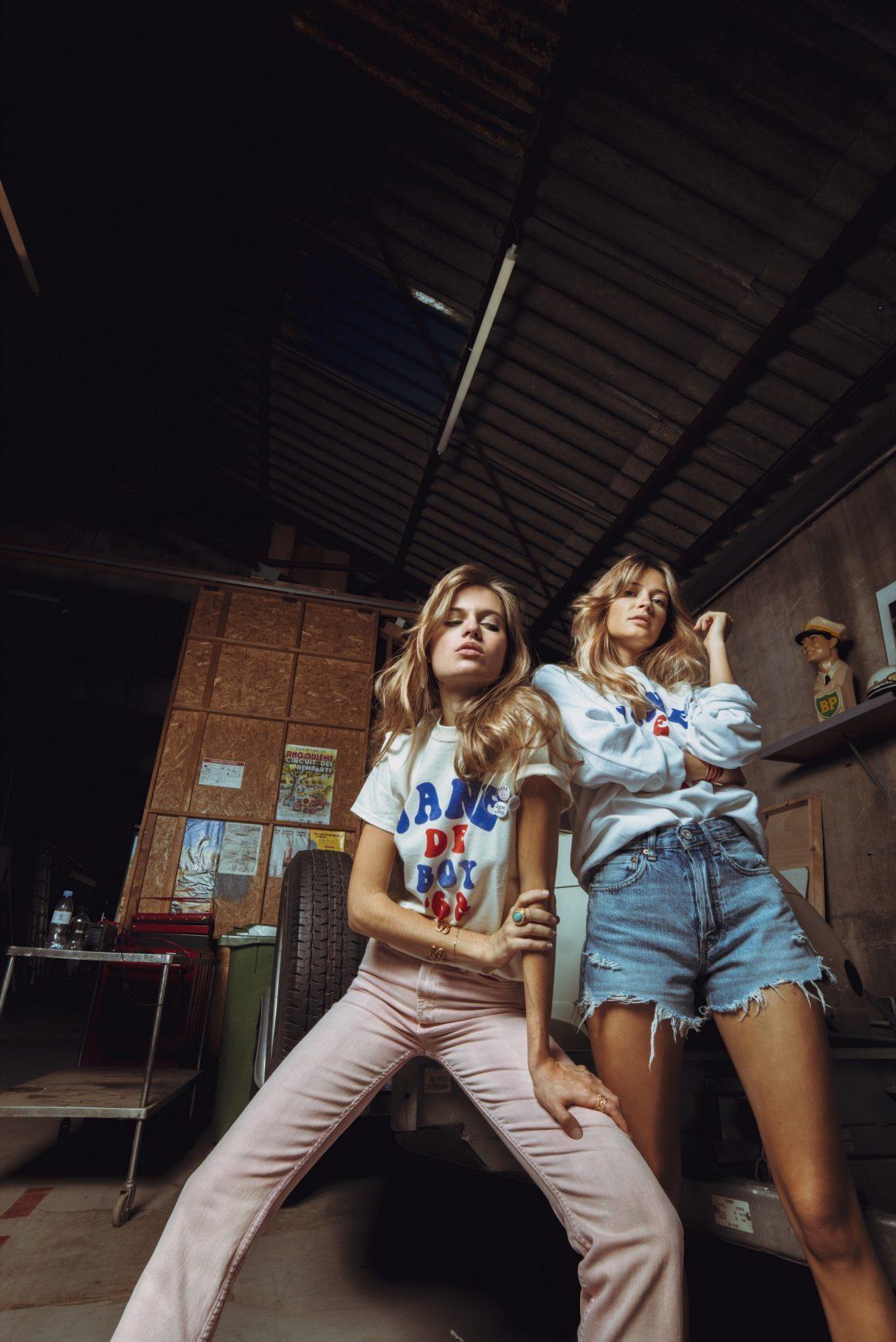 Duo Look Jane de Boy Printemps été 2021