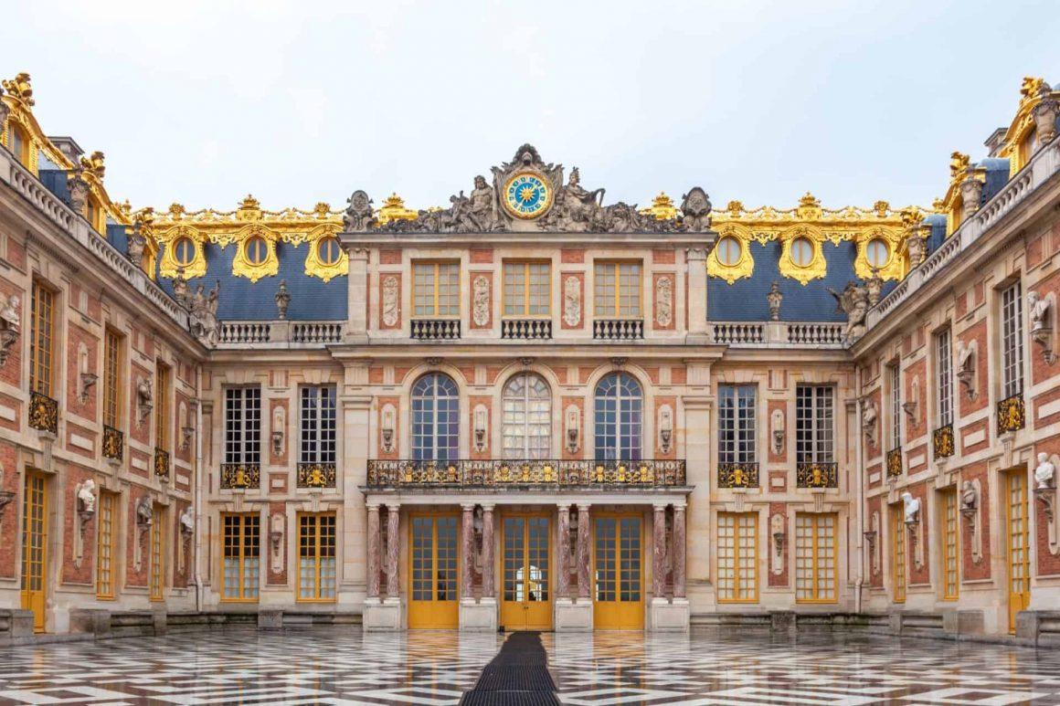 Le Grand Contrôle Hotel au Château de Versailles