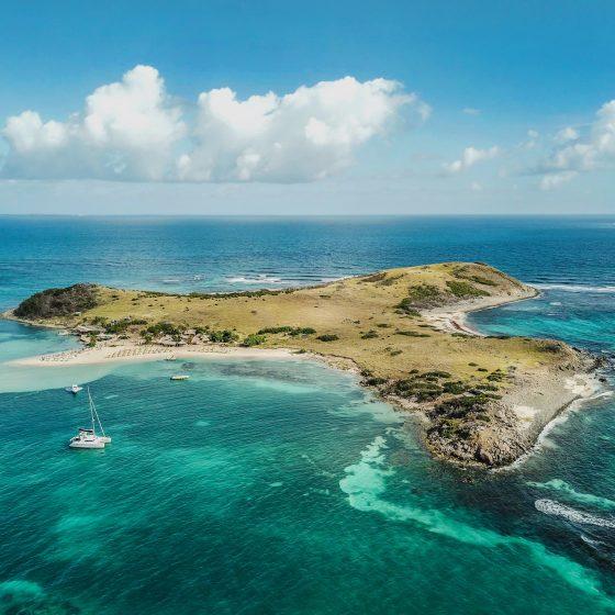 5 bonnes raisons d'embarquer pour l'île de Saint-Martin