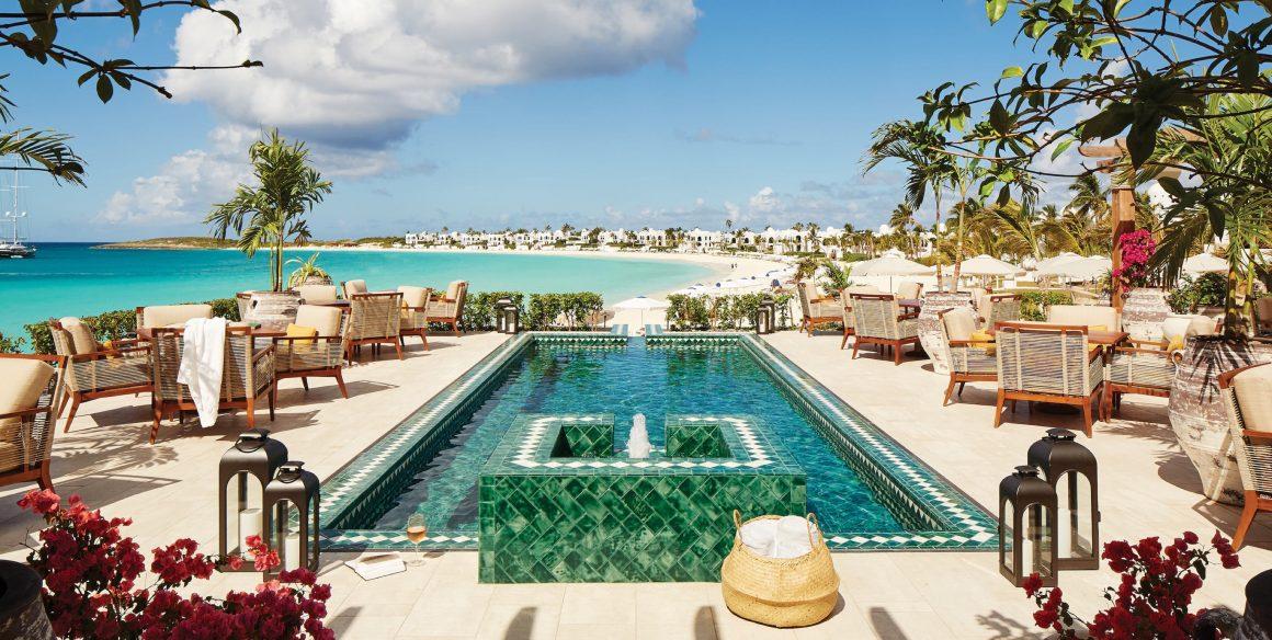 Le Belmond Hotel Cap Juluca à Anguilla