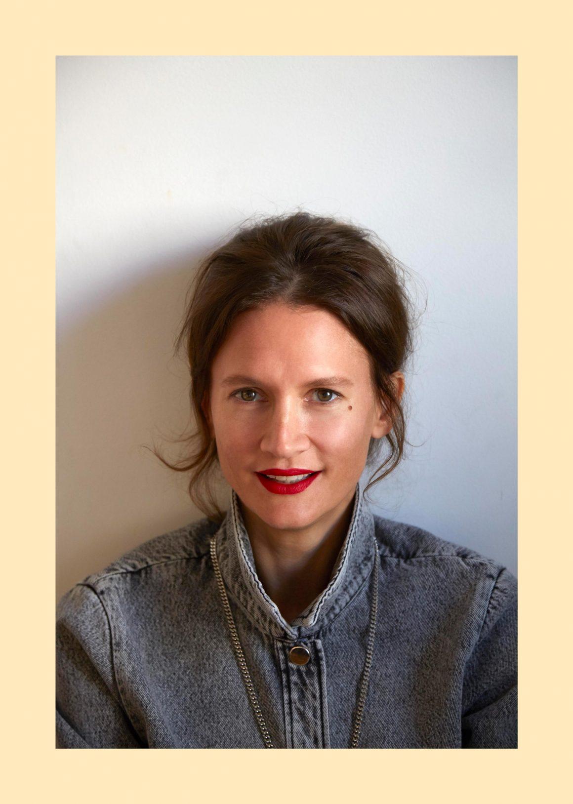 Anne Fleur Broudehoux, créatrice de la marque Roseanna