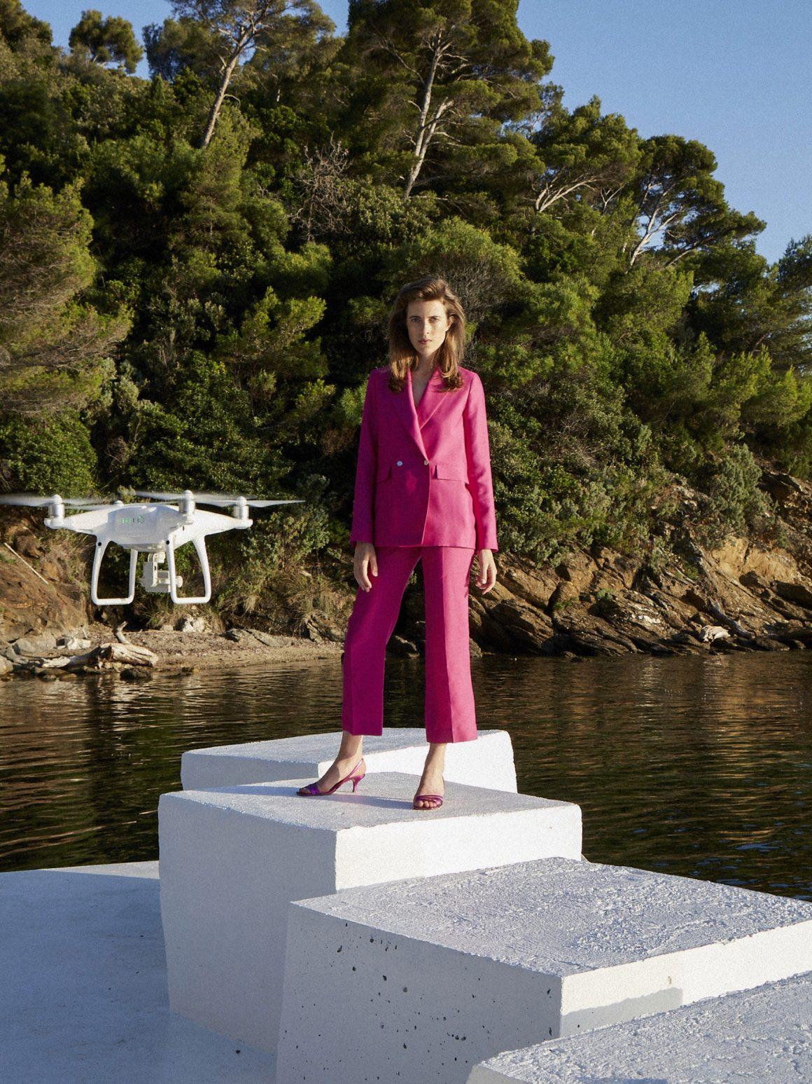 La James Bond Girl vue par Roseanna