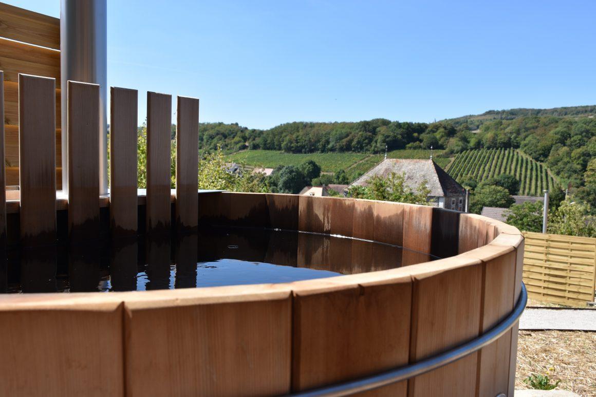 Le bain nordique de la Cabotte Bleu & Spa