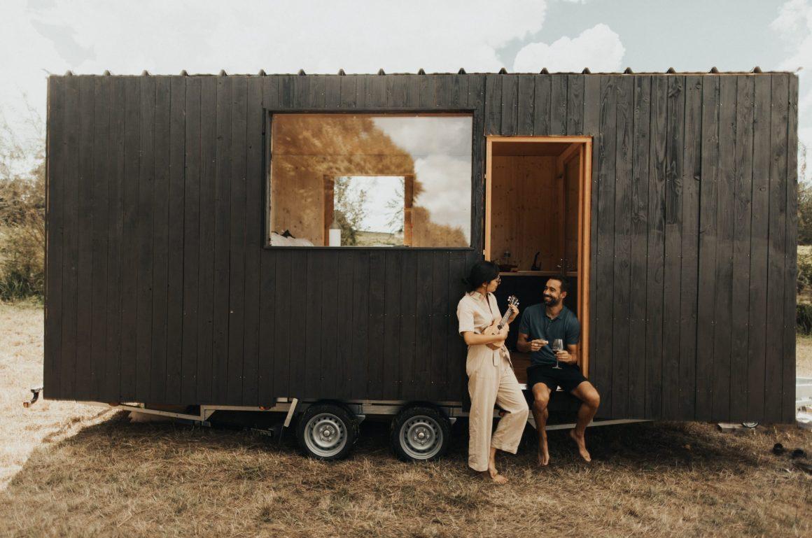Parcel Tiny House à Saint-Emilion