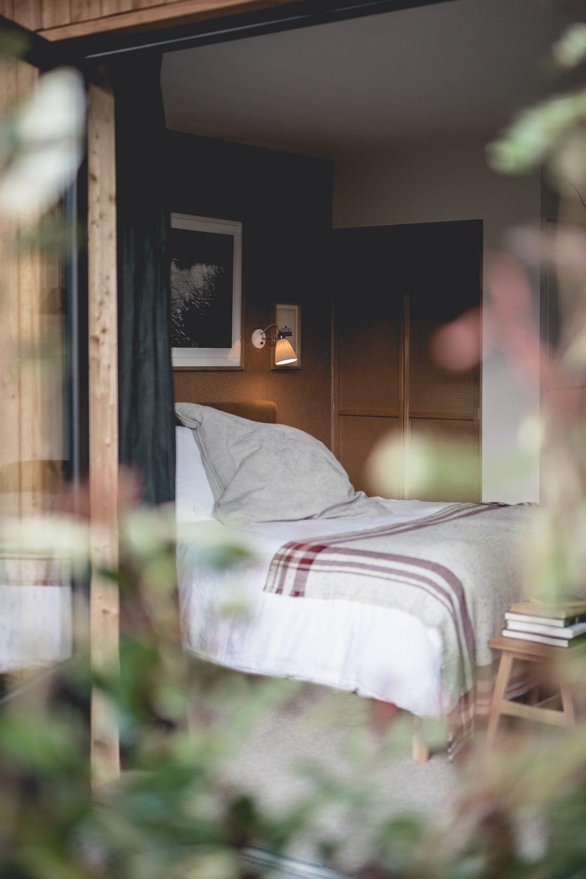 Une chambre au Barn Hotel