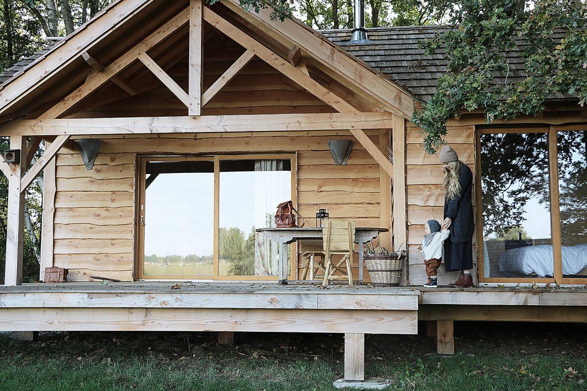 Le Country Lodge dans le Perche