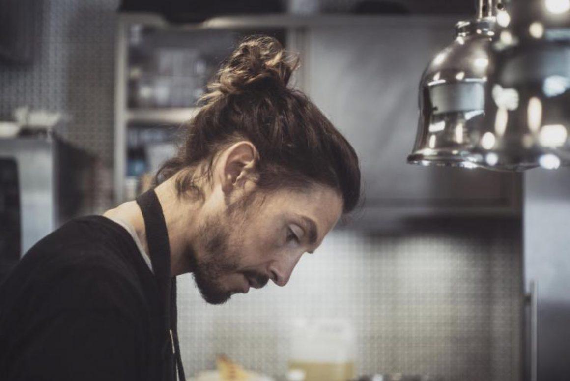 Le Chef du Moulin d'Alotz, Fabrice Idiart