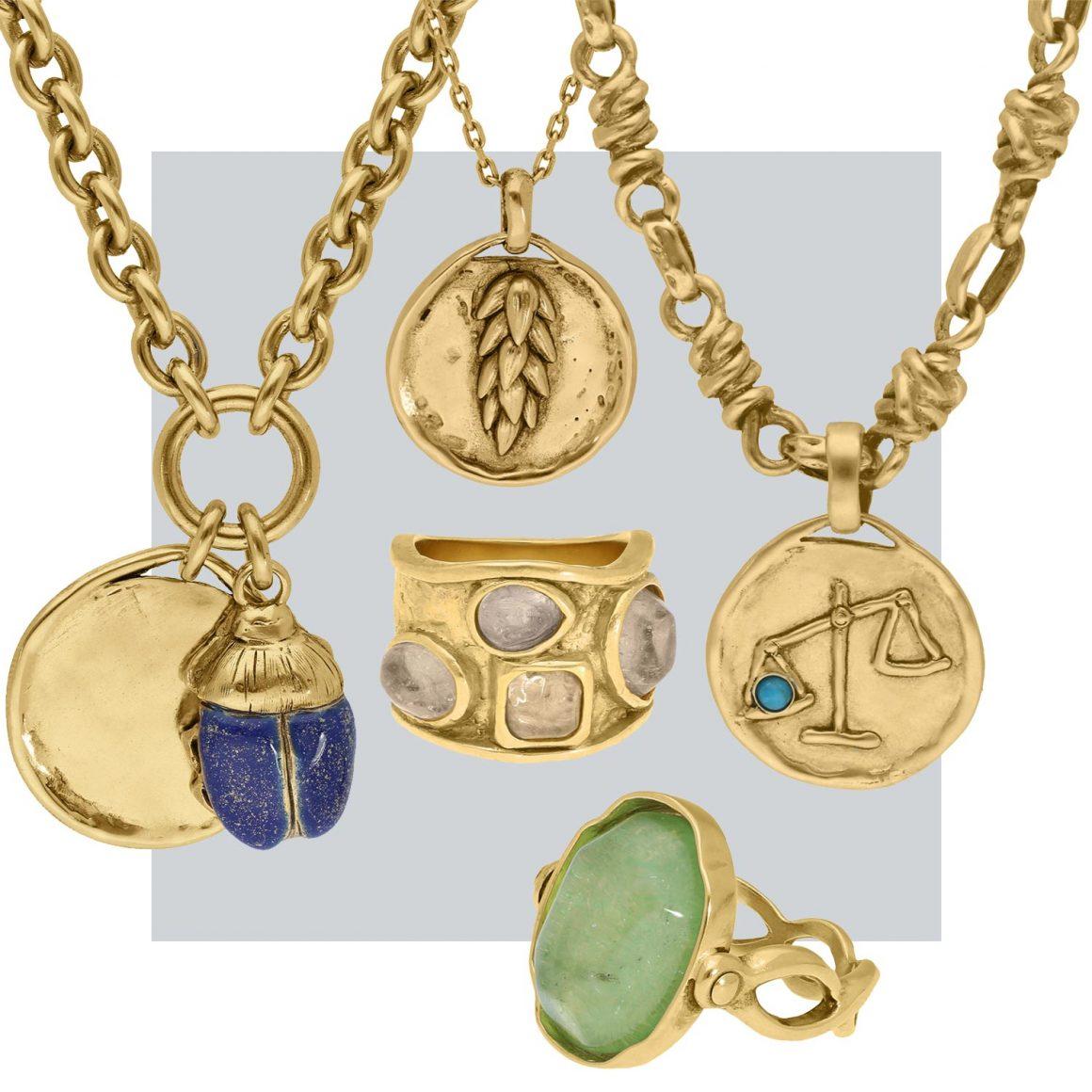 Sélection de bijoux Goossens à retrouver chez Jane de Boy