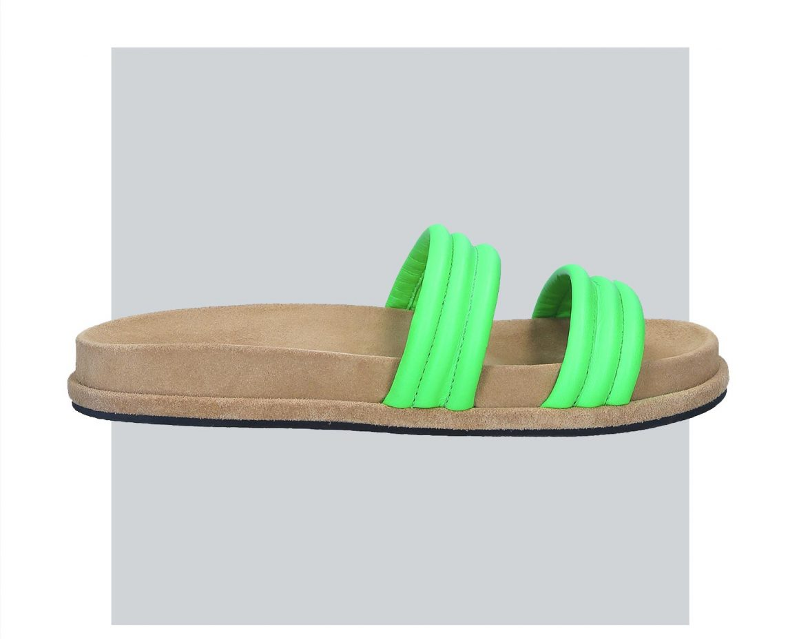 Sandales Gumm cuir stabilo Roseanna