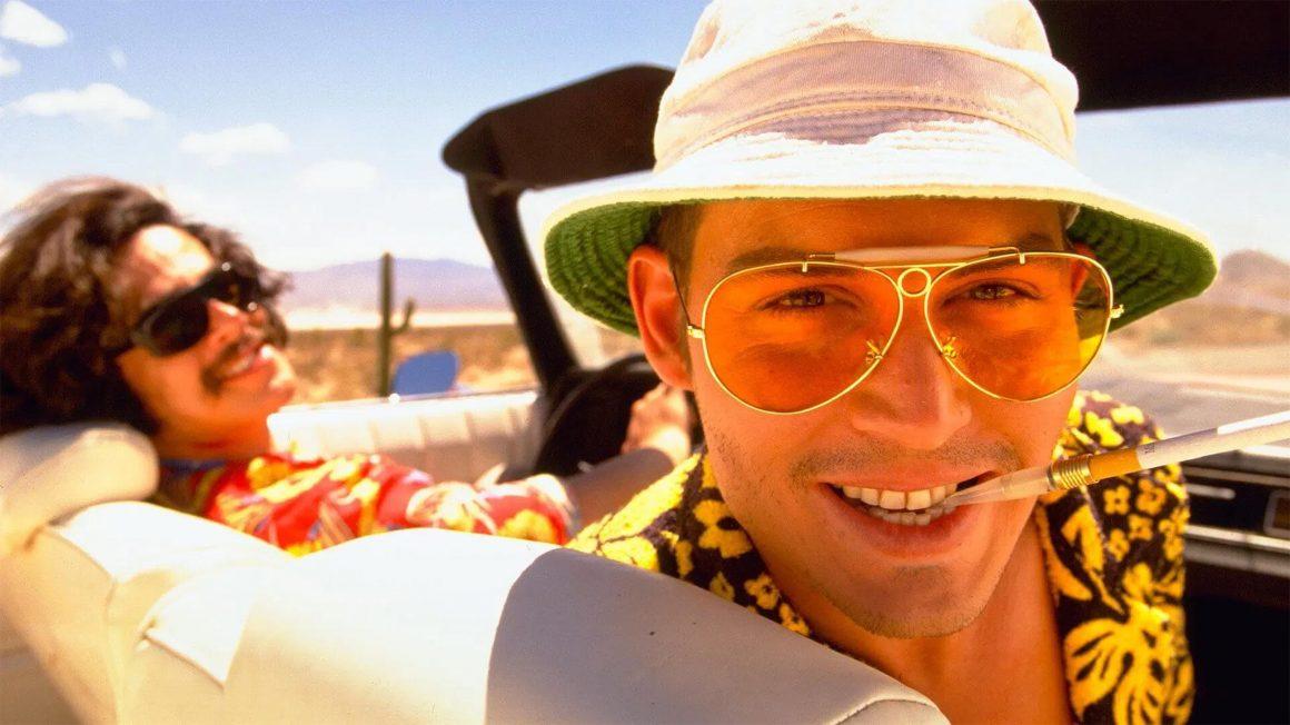 Johnny Depp et son bob dans le film Las Vegas Parano