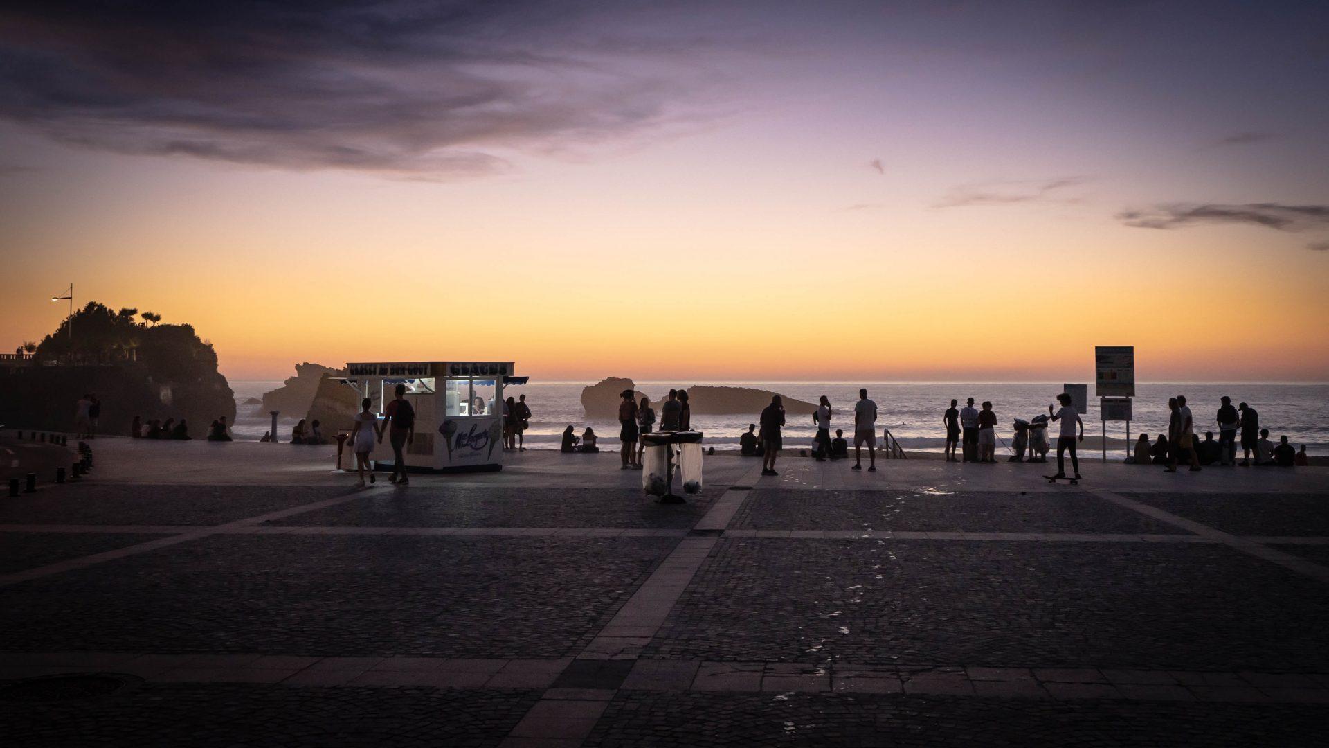 Biarritz en 10 stops