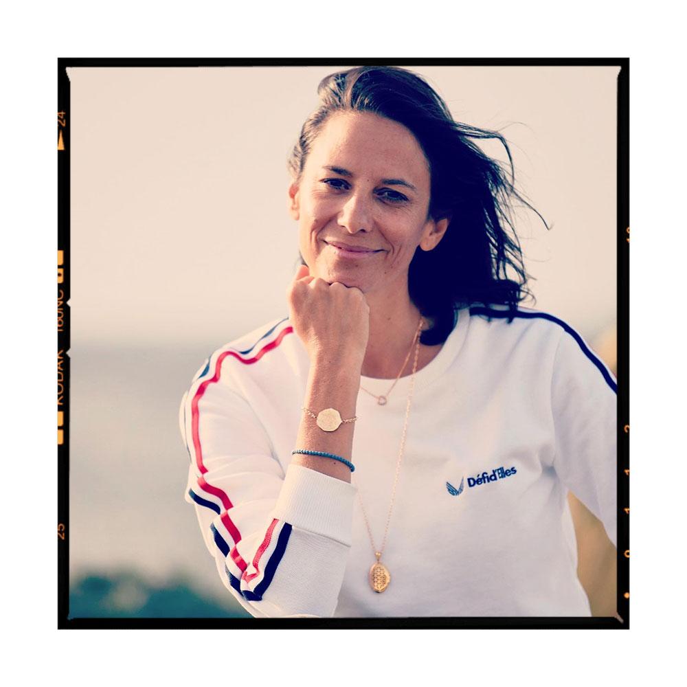 Christelle Gauzet, fondatrice du Raid Defi d'Elles